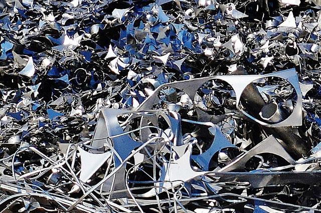 Aluminio para chatarra