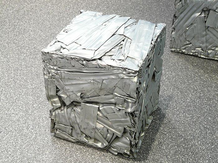 Prensa cizalla móvil GBP Metal Group